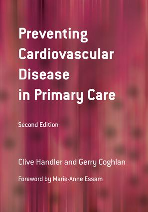 Preventing Cardiovascular Disease in Primary Care: 1st Edition (Paperback) book cover
