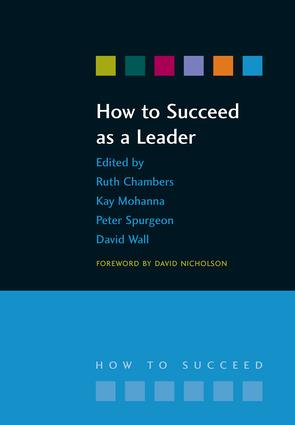 How to Succeed as a Leader