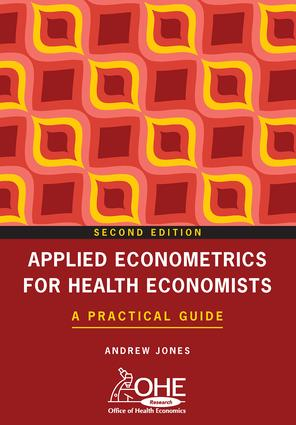 Applied Econometrics for Health Economists: A Practical Guide, 2nd Edition (Paperback) book cover