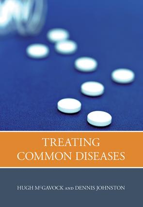 Treating Common Diseases: An Introduction to the Study of Medicine, 1st Edition (Paperback) book cover