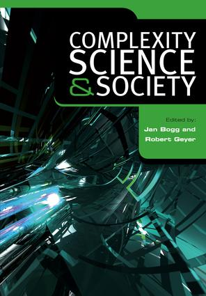 Complexity, Science and Society: 1st Edition (Paperback) book cover