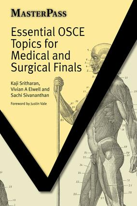 Essential OSCE Topics for Medical and Surgical Finals: 1st Edition (Paperback) book cover