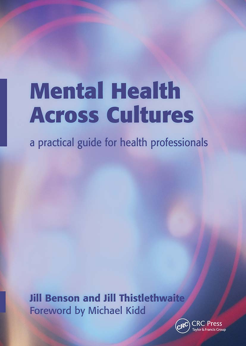 Mental Health Across Cultures: A Practical Guide for Health Professionals, 1st Edition (Paperback) book cover