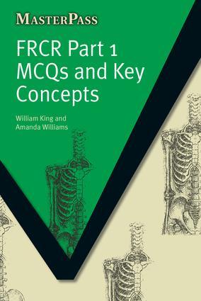 FRCR: Pt. 1, 1st Edition (Paperback) book cover