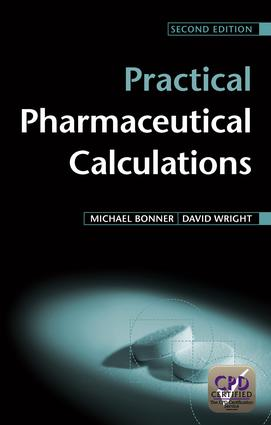 Practical Pharmaceutical Calculations: 2nd Edition (Paperback) book cover