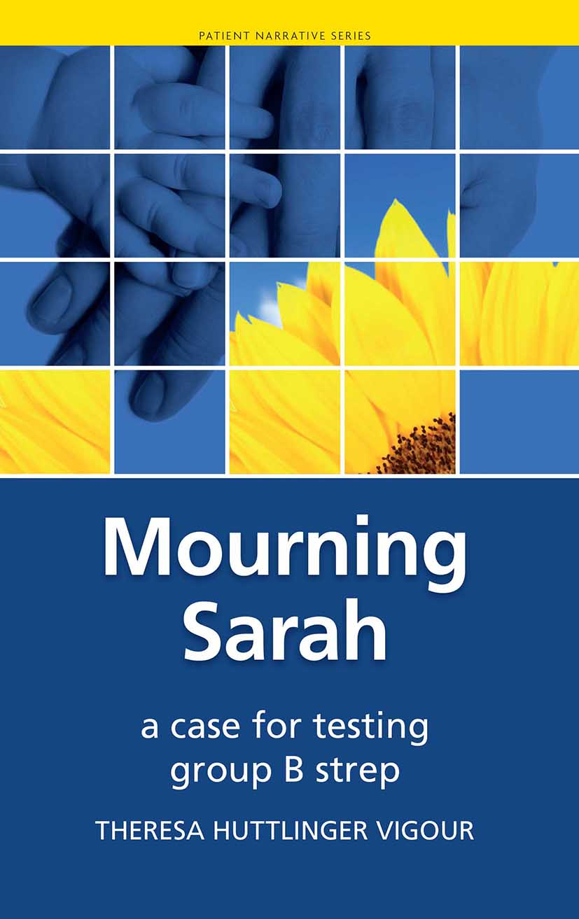 Mourning Sarah: 1st Edition (Paperback) book cover