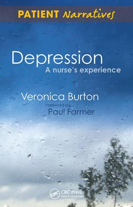 Depression - A Nurse's Experience: Shadows of Life, 1st Edition (Paperback) book cover