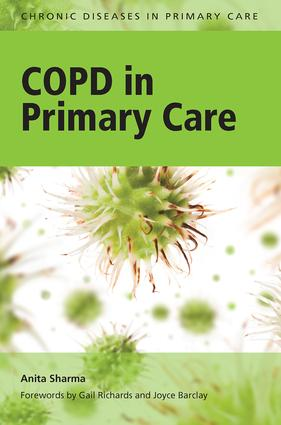 COPD in Primary Care: 1st Edition (Paperback) book cover