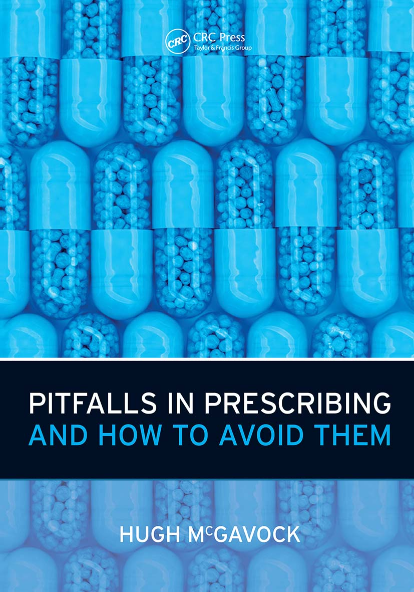 Pitfalls in Prescribing: and How to Avoid Them, 1st Edition (Paperback) book cover