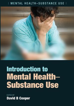 Introduction to Mental Health: Substance Use, 1st Edition (Paperback) book cover