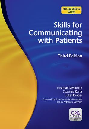 Skills for Communicating with Patients: 3rd Edition (Paperback) book cover