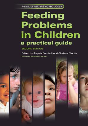 Feeding Problems in Children: A Practical Guide, Second Edition, 1st Edition (Paperback) book cover