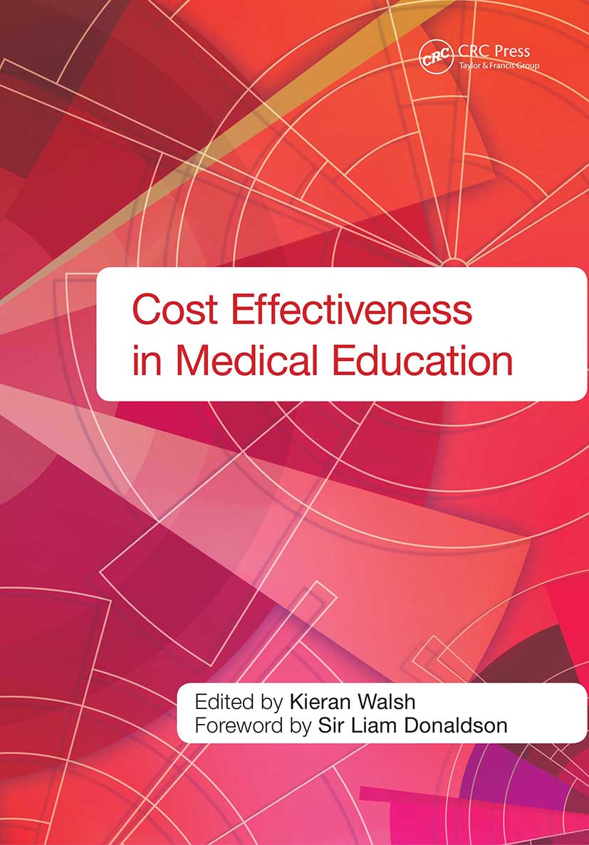 Cost Effectiveness in Medical Education: 1st Edition (Paperback) book cover