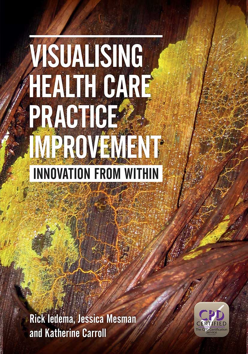 Visualising Health Care Practice Improvement: Innovation from Within, 1st Edition (Paperback) book cover