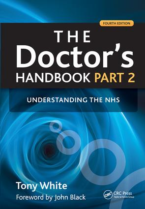 The Doctor's Handbook: Pt. 2, 1st Edition (Paperback) book cover