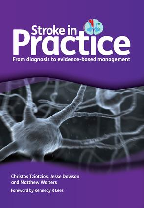 Stroke in Practice: From Diagnosis to Evidence-Based Management, 1st Edition (Paperback) book cover
