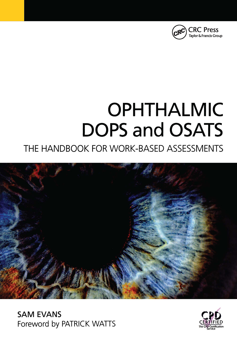 Ophthalmic DOPS and OSATS