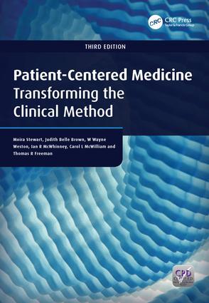 Patient-Centered Medicine