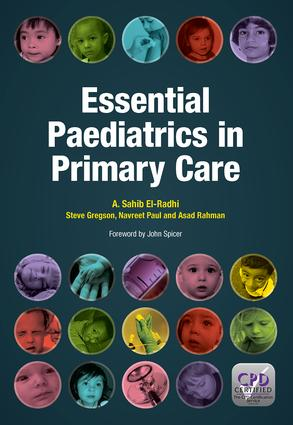 Essential Paediatrics in Primary Care: 1st Edition (Paperback) book cover