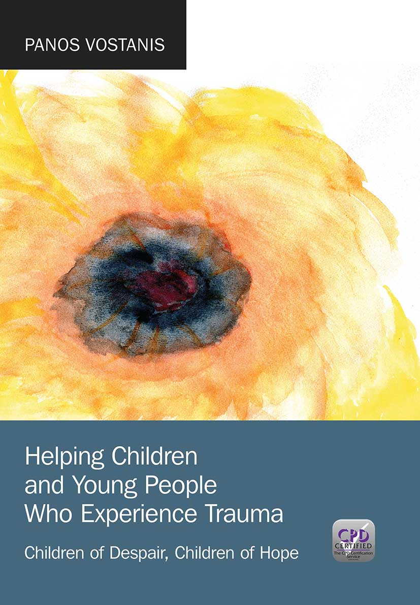 Helping Children and Young People Who Experience Trauma: Children of Despair, Children of Hope, 1st Edition (Paperback) book cover