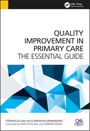 Quality Improvement in Primary Care: The Essential Guide, 1st Edition (Paperback) book cover
