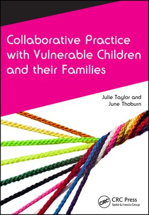 Collaborative Practice with Vulnerable Children and Their Families book cover