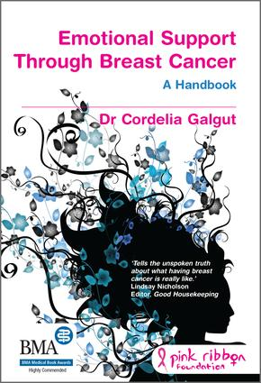 Emotional Support Through Breast Cancer: 1st Edition (Paperback) book cover