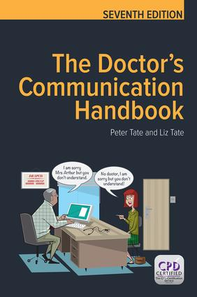The Doctor's Communication Handbook, 7th Edition: 7th Edition (Paperback) book cover