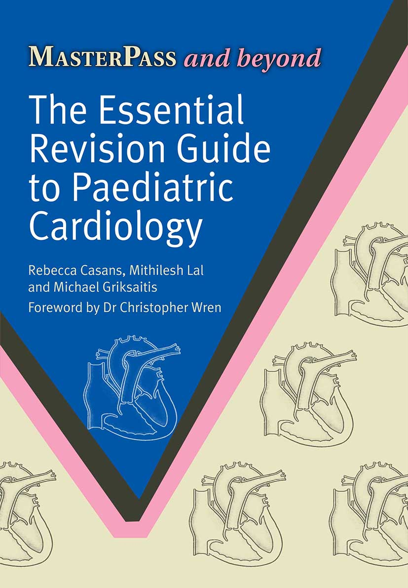 The Essential Revision Guide to Paediatric Cardiology: 1st Edition (Paperback) book cover