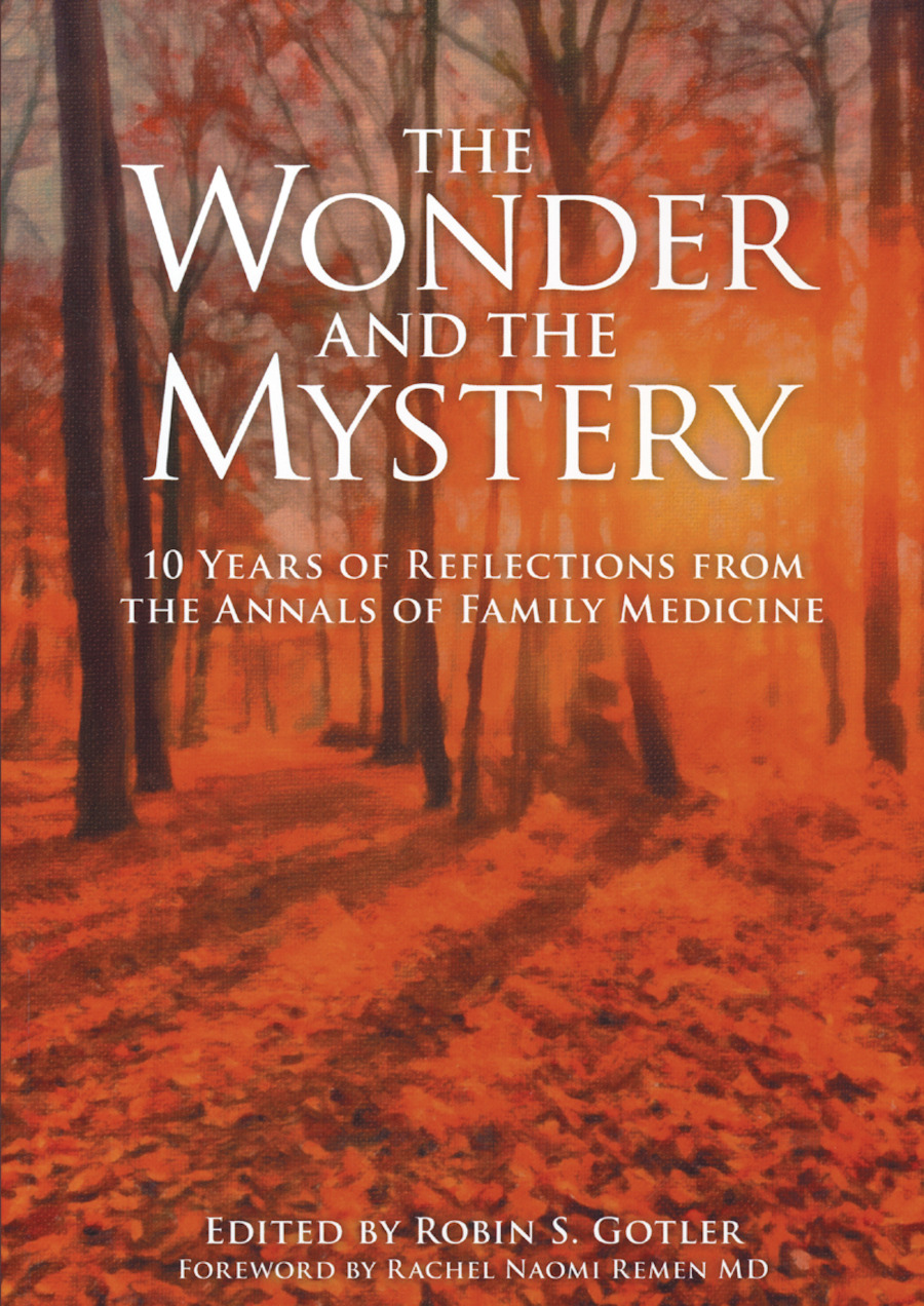 The Wonder and the Mystery: 10 Years of Reflections from the Annals of Family Medicine, 1st Edition (Paperback) book cover