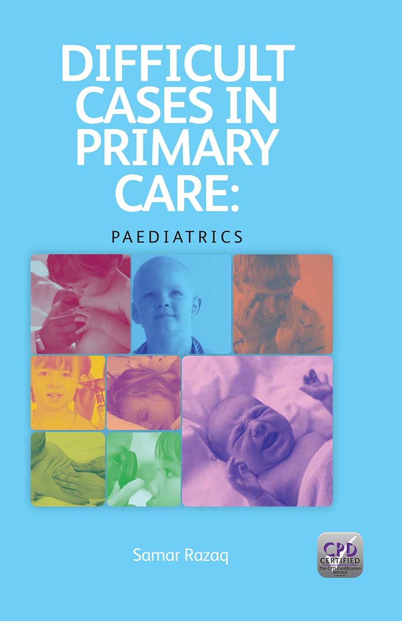 Difficult Cases in Primary Care: Paediatrics, 1st Edition (Paperback) book cover
