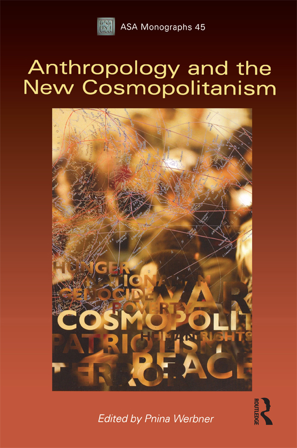 Anthropology and the New Cosmopolitanism