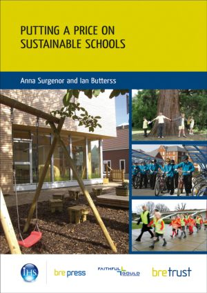 Putting a Price on Sustainable Schools: (FB 15), 1st Edition (Paperback) book cover