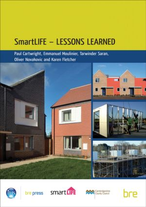 SmartLIFE - Lessons Learned: (BR 500) (Paperback) book cover