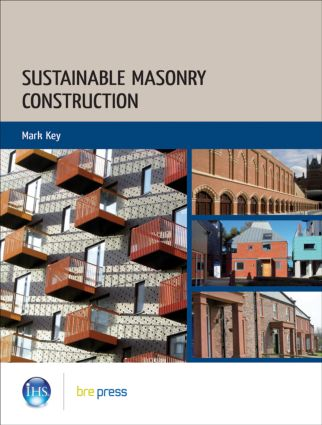 Sustainable Masonry Construction: (EP 99), 1st Edition (Paperback) book cover