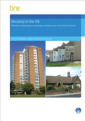 Housing in the UK: National comparisons in typology, condition and cost of poor housing, 1st Edition (Paperback) book cover