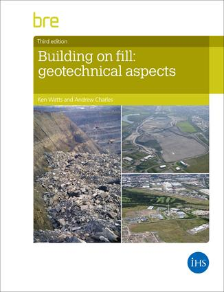 Building on Fill: Geotechnical Aspects, 3rd Edition (Paperback) book cover