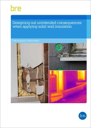 Designing Out Unintended Consequences When Undertaking Solid Wall Insulation book cover