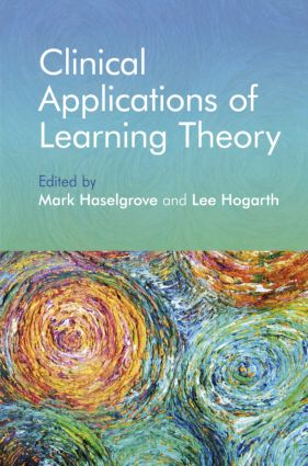 Clinical Applications of Learning Theory (Hardback) book cover
