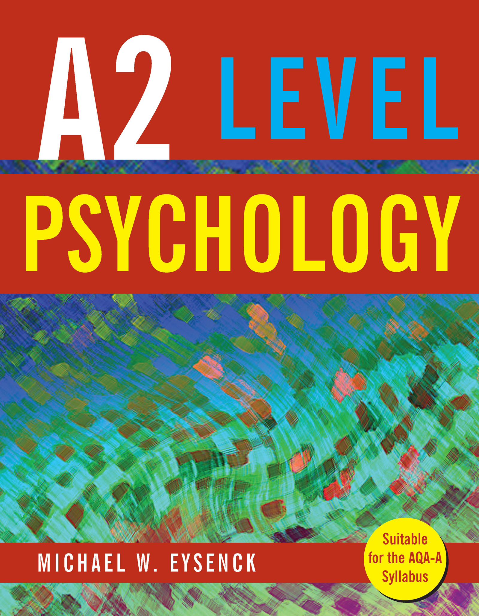 A2 Level Psychology: 1st Edition (Paperback) book cover