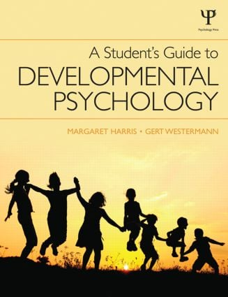 A Student's Guide to Developmental Psychology (Paperback) book cover