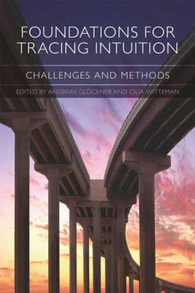 Foundations for Tracing Intuition: Challenges and Methods (Hardback) book cover