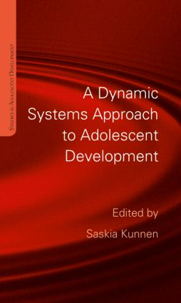 A Dynamic Systems Approach to Adolescent Development (Hardback) book cover