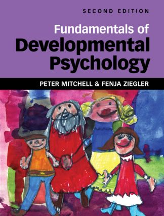 Fundamentals of Developmental Psychology: 2nd Edition (Hardback) book cover