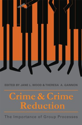 Crime and Crime Reduction: The importance of group processes (Hardback) book cover