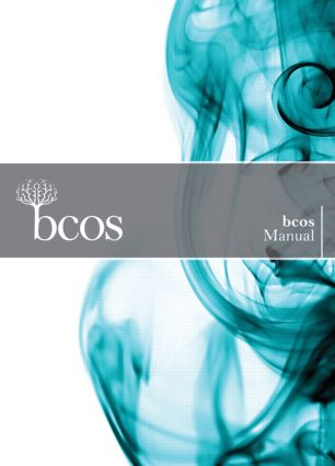BCoS Cognitive Screen book cover