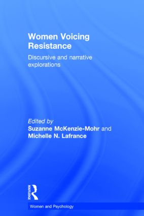 Women Voicing Resistance: Discursive and narrative explorations book cover