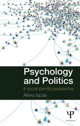 Psychology and Politics: A Social Identity Perspective, 1st Edition (Paperback) book cover
