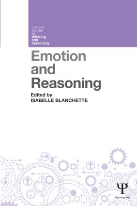 Emotion and Reasoning (Paperback) book cover