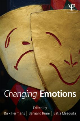 Changing Emotions (Paperback) book cover